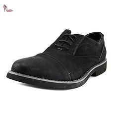 Steve Madden P-Urse Hommes US 11 Noir étroit Oxford - Chaussures steve madden (*Partner-Link)