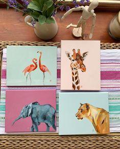 Watercolor Books, Safari, Paintings, The Originals, Canvas, Mini, Artist, Beautiful, Instagram