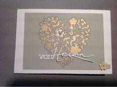 Bildergebnis für stampin up blühendes herz Homemade Valentine Cards, Homemade Cards, Stampin Up Karten, Stampin Up Cards, Valentines For Kids, Valentine Crafts, Valentine Ideas, Bloomin Love Stampin Up, Anniversary Crafts