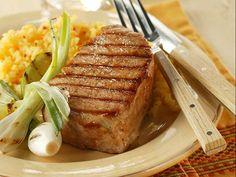 Hoppin Habanero and Honey Pork Chops - Pork Recipes - Pork Be Inspired