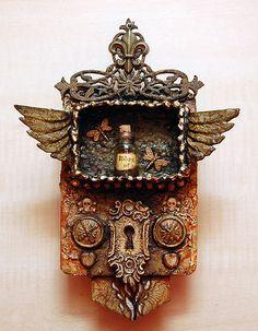 pocket shrines