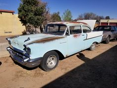 1957 Chevrolet 150 Two-Door Sedan Chevrolet Bel Air, Chevrolet Camaro, 57 Chevy Bel Air, Rusty Cars, Street Racing, Best Classic Cars, Mustang Cars, Pontiac Gto, American Muscle Cars