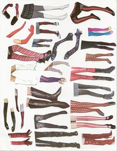 Lots of free printables - Arms and Legs 2 by annstanley59, via Flickr