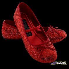 Ballerines pour Enfants Funtasma STAR-16GC Red