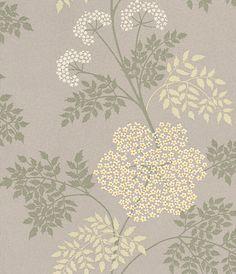 Cowparsley wallpaper by Sanderson