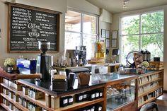 coffee bar Revival Market