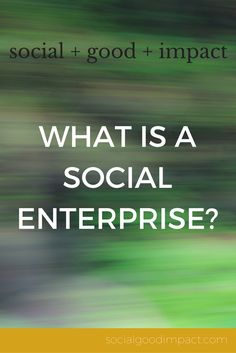 What is a social enterprise? Click through to get the free guide! Triple Bottom Line, Social Entrepreneurship, Social Business, Social Enterprise, How To Get, How To Plan, Twin Cities, Do You Know What, This Or That Questions