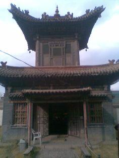 Choijin Lama Temple,  Ulan Bator, Mongolia