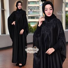 Afifah by Syfarose Muslimah Clothing, Casual Hijab Outfit, Kaftans, Fashion Outfits, Dresses, Style, Swag, Fashion Suits, Vestidos