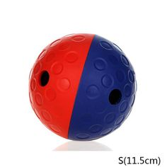 Cheap Sale Interactive Pet Tumbler Dog Leakage Food Training Ball Toy Pet Oval Casual Toys Funny Green Rose Red Last Style Dog Feeding Home & Garden