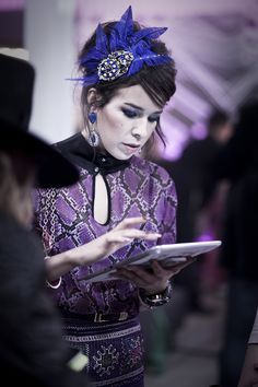 FinałTop Model 3: Macademian Girl za kulisami, fot. Agnieszka Taukert