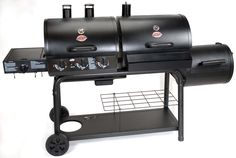 Char-Griller Trio Charcoal, LPG & Smoker all in one! Indoor Outdoor, Outdoor Decor, Sustainable Living, Barbecue, Grilling, Search, Board, Christmas, Xmas