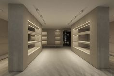 CJC Interior Design | Architecture | Nude Fashion Store | Light and Shadow | Modern | Lisbon