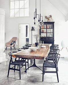 Dreamy Dining #superette #interiors #dining #living #inspo #love #homewares #sourceunknown