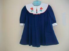Size 18 months Vintage Toddler girl Jayne Copeland by LittleMarin,