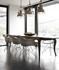 Industrial Chic-Lampen Design Anwendungsbereich-Wohnzimmer esszimmer