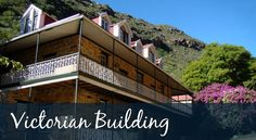 Victoria Building - Accommodation at The Baths Hot Springs self-catering resort in Citrusdal. Enjoy the hot springs and rock pools of Citrusdal Victoria Building, Spring Resort, Rock Pools, Weekends Away, Hot Springs, Cape Town, Baths, South Africa, Victorian