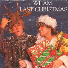 - Last Christmas / Full Long Version (HQ) 1984 Lead vocal George Michael.Last Christmas is just one of the great songs by Wham! Christmas Music, Vintage Christmas, Merry Christmas, Last Christmas Song, Holiday Song, Christmas Ideas, Christmas Lyrics, Christmas Collage, Album Covers