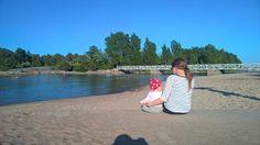 ulkosaaristossa: Vallisaari - upea luonto lähellä Helsinkiä