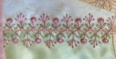 TAST #4 - Cretan Stitch by Susie W, via Flickr