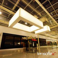Shopping JK Iguatemi - Projeto: Mingrone Iluminação
