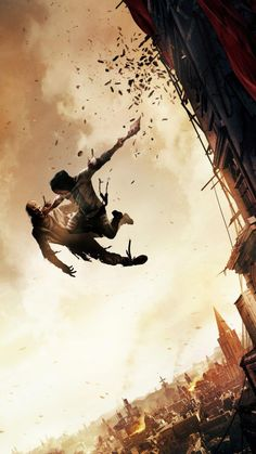Dying Light 2 Gameplay 2018 Free Ultra HD Mobile Wallpaper - Best of Wallpapers for Andriod and ios Lit Wallpaper, Mobile Wallpaper, Parkour, Arte Zombie, Zombie Life, Middle Earth Shadow, Light Games, Most Beautiful Wallpaper, Editing Background