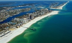 Orange Beach, Alabama....one of the cleanest places I've ever been!