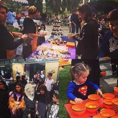 Marymount's Halloween Party