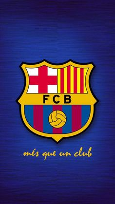 barcelona wallpaper by - - Free on ZEDGE™ Barcelona Fc Logo, Lionel Messi Barcelona, Barcelona Soccer, Club Football, Fifa Football, Football Jerseys, Fcb Logo, Fc Barcalona, Fc Barcelona Wallpapers