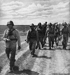 Poland 1939 » Army infantryman with summer uniform - pin by Paolo Marzioli