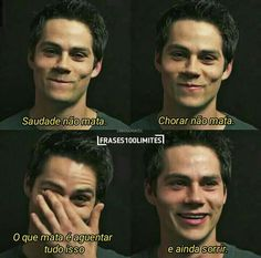 Read 《 😂 MEMES 😂 》 from the story Imagines & Preferences : Teen Wolf by AninhaKing (AnaEilish™CAPISTA) with reads. Teen Wolf Scott, Teen Wolf Stiles, Teen Wolf Tumblr, Teen Wolf Memes, Sad Girl, Dylan O'brien, Girls Life, It Hurts, Thoughts