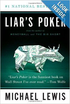 Liar's Poker (Norton Paperback): Michael Lewis: 9780393338690: Amazon.com: Books