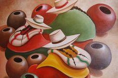 Las tres chismosas (réplica) - Matías Laguna, 2006
