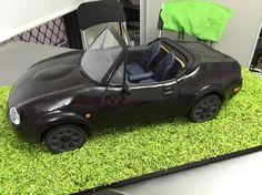 car cake tutorial