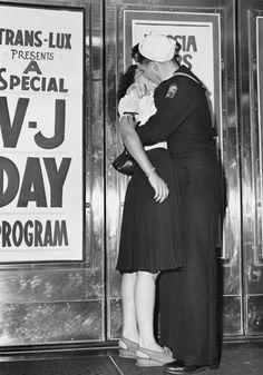 V-Day Kiss...