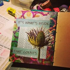 The Organizing Type: The Gift of Art Journaling