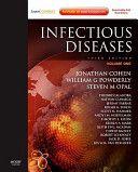 Infectious diseases / edited by Jonathan Cohen, Steven M. Opal, William G. Powderly. Mosby, 2010.---------------- Bibliograf. recomendada en  ENFERMIDADES INFECCIOSAS SISTÉMICAS E MICROBIOLOXÍA CLÍNICA, Grao de Medicina (3º)