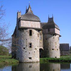 Château de la Saucerie - Orne