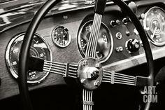 Classic Dash III Photographic Print by Alan Hausenflock at Art.com