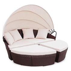 Gartenlounge rattan rund  Greemotion Lounge Set Miami   http://garten-lounge.com/   Pinterest