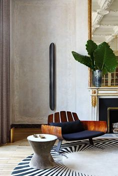 Contemporary interior design - More Interior Trends To Not Miss. The Best of home interior in - Interior Design Fans Best Interior, Modern Interior Design, Interior Design Inspiration, Interior Architecture, Modern Decor, Modern Chairs, Modern Interiors, Contemporary Interior, Home Modern