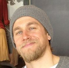 Charlie Hunnam is one sexy human being!