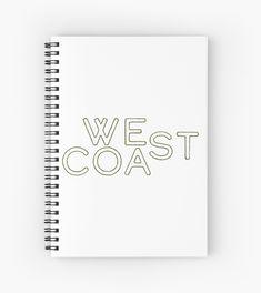 ' Spiral Notebook by damanarora Notebooks, Journals, Notebook Design, Spiral, Cool Designs, Graphic Tees, Coast, Canvas Prints, Cool Stuff