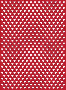 Silhouette Design Store - View Design #53808: heart pattern