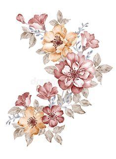 Watercolor illustration stock illustration. Illustration of artist - 62852845
