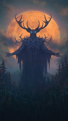 The Elder Scrolls, Mythical Creatures Art, Fantasy Creatures, Gothic Fantasy Art, Fantasy Inspiration, Fantasy Character Design, Horror Art, Dark Art, Wicca