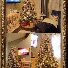 Christmas 2015! ❤️✨ #xmas #christmas #holidayfun #holidays #christmastree #home #family #homedecor #design #interiordesign #decorate #designer #holidaydecor #christmasdecor #love