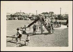 Children's park, New Brighton, Christchurch.