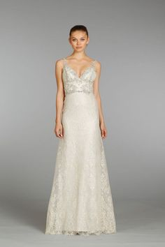 Lazaro Wedding Dress Fall 2013 Bridal 3361