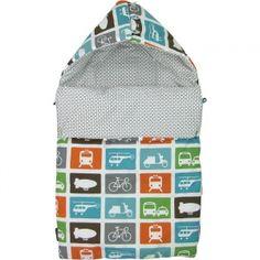 DwellStudio Transportation bundle bag to bring him home from the hospital